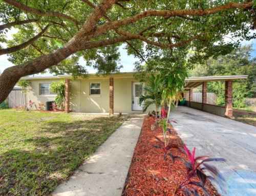 3 Bedroom Home in North Port St John | $125,000