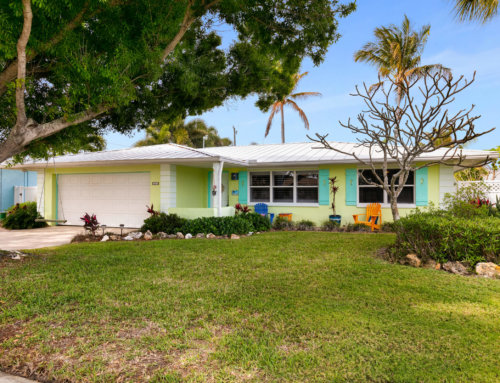 Bahamas Inspired Indialantic Pool Home | $425,000