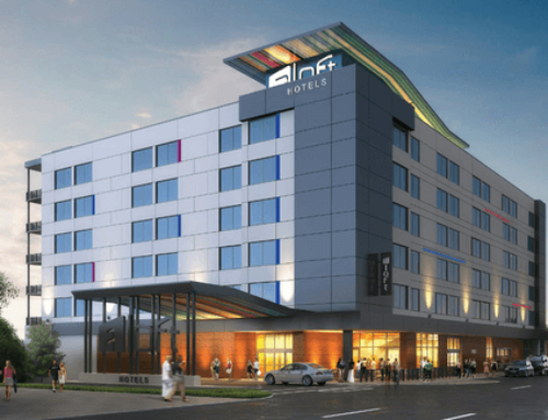 Marriott Proposing New Aloft Hotel Project for Downtown Melbourne