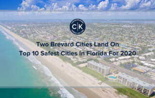 Two Brevard Cities Land On Top 10 Safest Cities In Florida For 2020