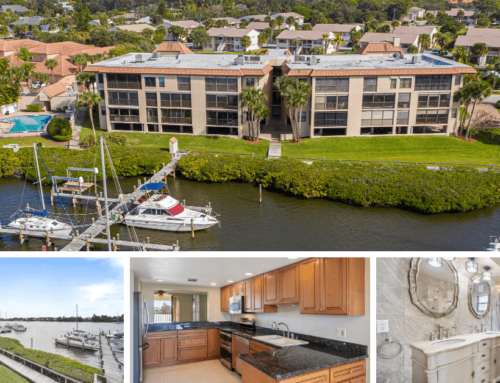 2-Bedroom Banana River Condo | $399,000